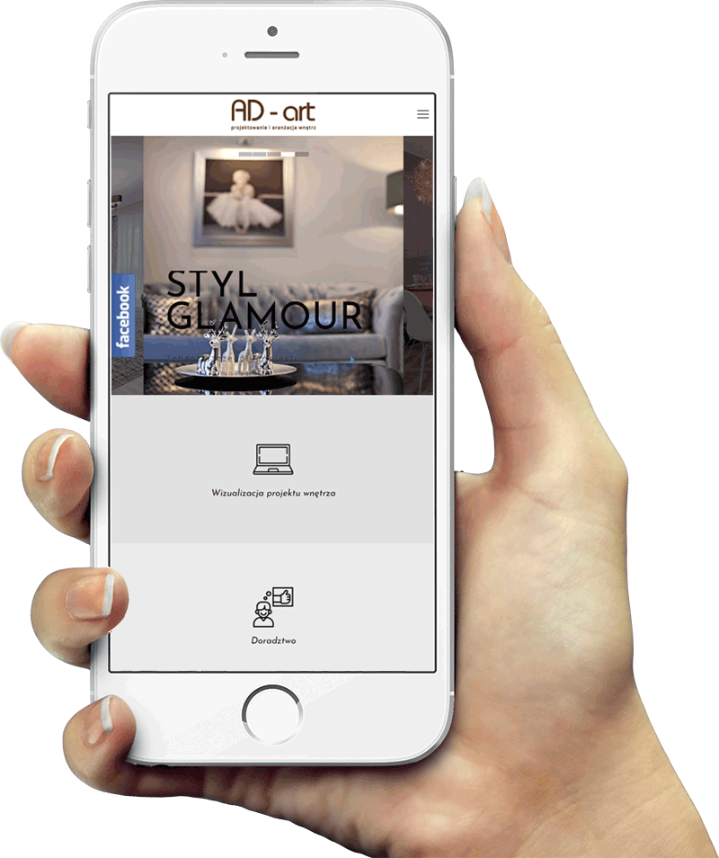 strony responsywne na smartfon